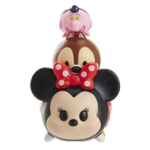 Tsum Tsum 3-Pack Figures: Minnie/Chip/Bing Bong