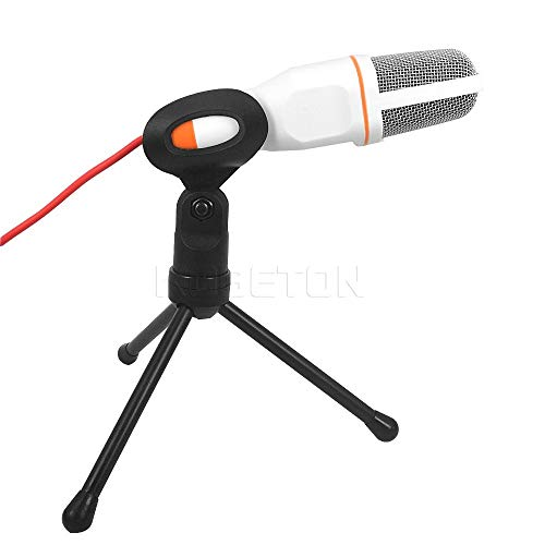 Hot-Sale High Quality Handheld Microphone Sound Studio Microphone Mic for Computer Chat PC Laptop Skype Msn Gifts Wit.