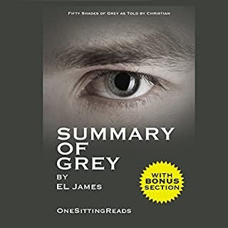 fifty shades of grey audiobook com summary of grey fifty shades of grey by el james cover art