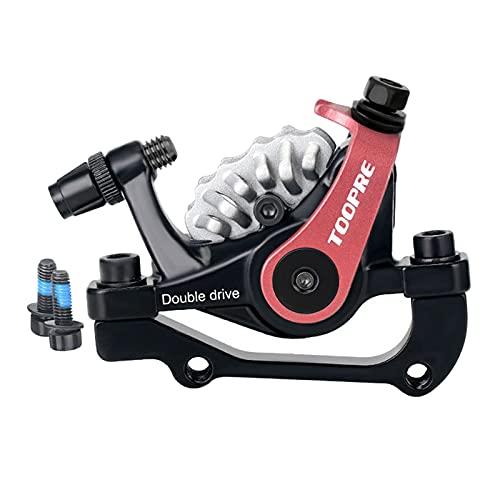 perfeclan Pinzas de Freno de Disco de Doble accionamiento mecánico para Bicicleta...