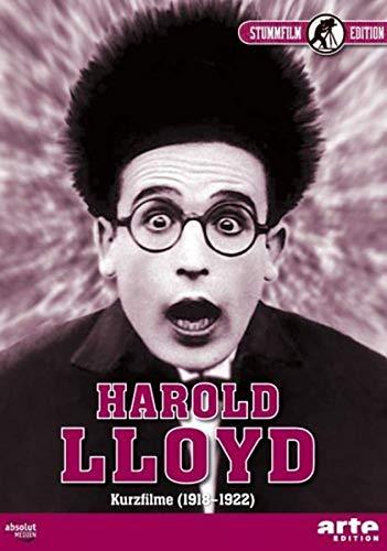 Harold Lloyd - Kurzfilme 1918 - 1922 (4 DVDs)