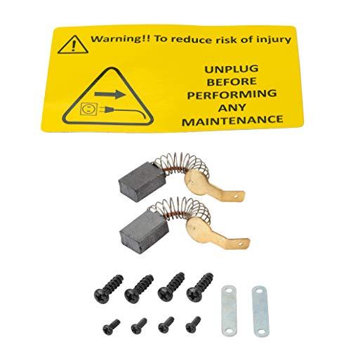 Oregon 581884 Brush Replacement Kit for 120V CS1500 & CS1400 Chainsaws