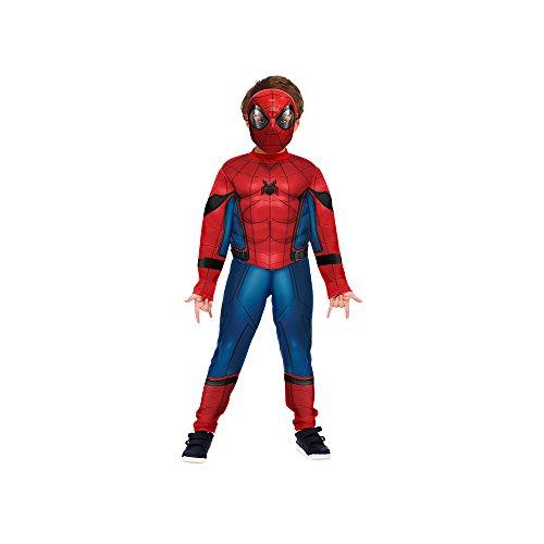 Regina 109005.4, Fantasia Avengers Homem Aranha Luxo 2, Multicor