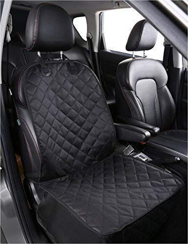 Alfheim Nonslip Rubber Backing Front Seat Cover with for sale  Delivered anywhere in UK