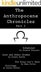 The Anthropocene Chronicles 1巻 表紙画像