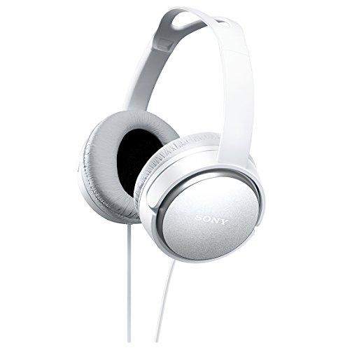 SONY Stereo Headphones White MDR-XD150/W