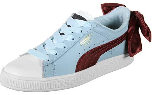 Puma Basket Bow W Calzado White