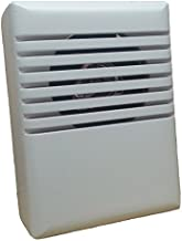 YourBell MP3 Door Chime, Programmable DoorBell, Painted White. Made In The USA By BCS Ideas Corporation.