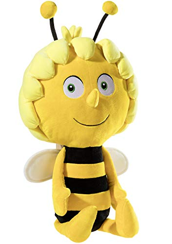 Heunec 605275 Biene Maja groß ca 70 cm, Mehrfarbig