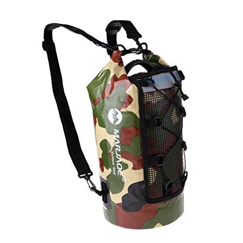 SM SunniMix Dry Bag Saco Bolsa Inflable Snorkeling Kayak Saco Flotante