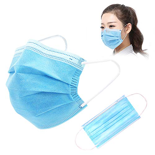 CoolBELL Comfortable Mouth Cover (10PCS, 20PCS, 40PCS, 60PCS) (20-PCS)