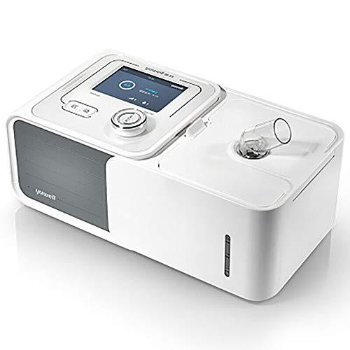 FYRS Máquina De Oxigenoterapia para Uso Doméstico, Ajustable En 6 Velocidades para Absorción Y Humidificación De Oxígeno, Adecuada para Familias, Ancianos, Mujeres Embarazadas, Etc.