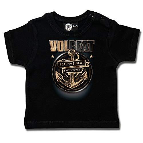 Volbeat (Anchor) - Baby T-Shirt Größe 62