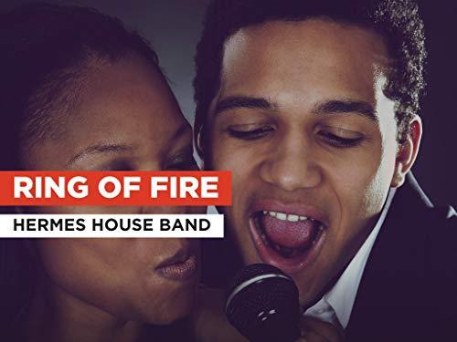 Ring of Fire im Stil von Hermes House Band