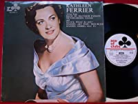 Arias From Bach Record 4 - Kathleen Ferrier LP