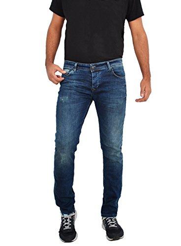 Harrison -  Jeans  - zip - Uomo