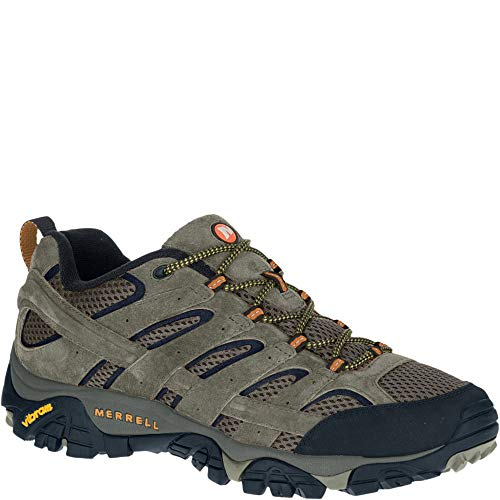 Merrell Men's Moab 2 Vent Hiking Shoe, Walnut, 14 2E US