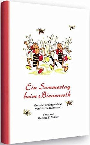 Ein Sommertag beim Bienenvolk: Knabes Jugendbücherei