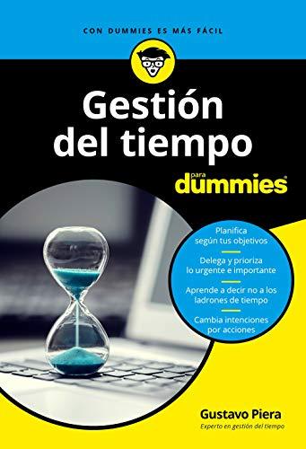 Gestión del tiempo para Dummies: 1