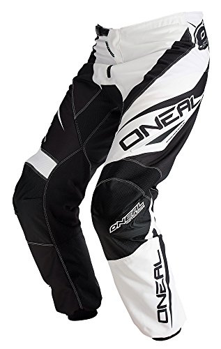 Oneal Element Racewear Crosshose, Farbe schwarz, Größe 34