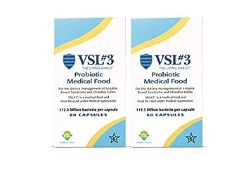 vsl 3 probiotics capsules