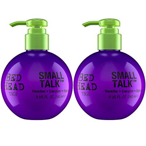 Bed Head by Tigi Small Talk Volumen-Stylingcreme für feines Haar, 240ml, 2er-Pack