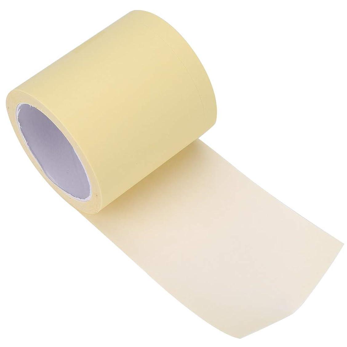 ピクニックをする立方体詳細に極薄0.012 mm 脇パッド 脇の下 汗止めパッド 肌に優しい 抗菌加工 防水性 男女兼用 透明 長さ600 cm