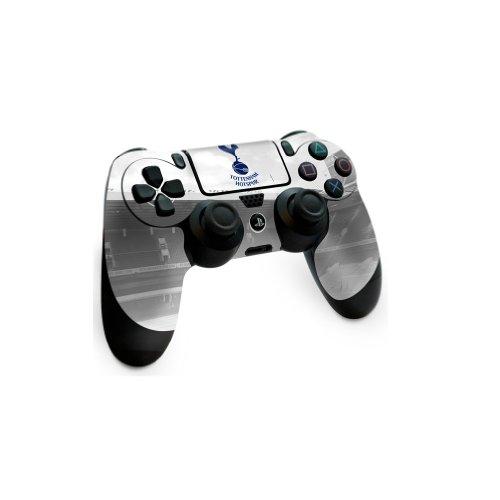 Neu Offiziell Fussball Team Playstation 4 (PS4) Controller Hülle (Verschiedenen Teams to wählen sie von - PS4 Controller, - Tottenham Hotspur FC