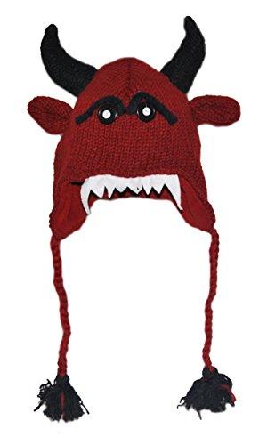 Bonnet/Chapeau Animal - Diablette Adulte