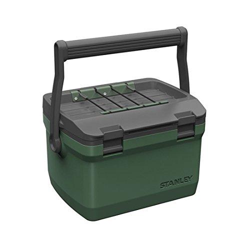 Stanley Unisex– Erwachsene Adventure Outdoor Cooler Camping Kühlbox, Grün, 6,6l