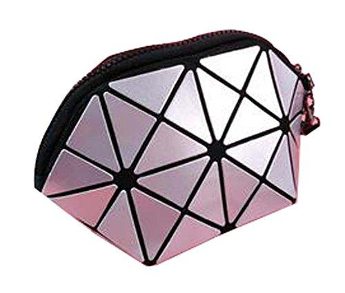 Portable Sacs de rangement Mode étanche Argent Cosmetic Bag Lac #01