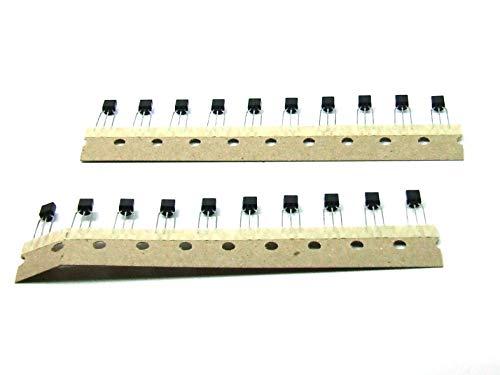 POPESQ® - 20 Stk. x BC548 Transistor NPN / 20 pcs. x BC548 Transistor NPN #A520