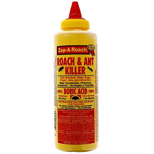 3 Pk, Boric Acid Roach & Ant Killer - 5 oz Each