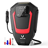 Best Tire Inflators - VacLife Air Compressor Tire Inflator, Auto Touchscreen DC Review