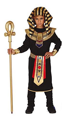FIESTAS GUIRCA Disfraz de faran Egipcio Rey Egipcio nio