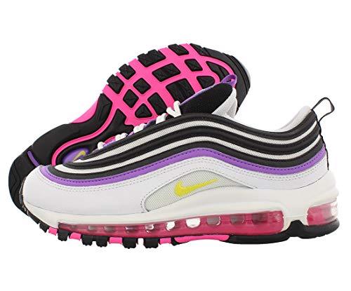 Nike Women's Sports Shoes, Farbe White, Marke, Modell Women's Sports Shoes AIR MAX 97 White