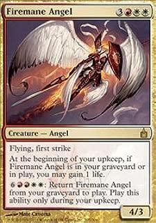 Magic: the Gathering - Firemane Angel - Ravnica - Foil