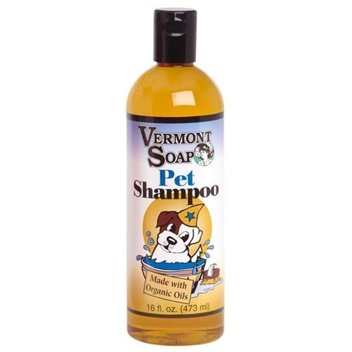 センサーニンニクレールバーモントソープ オーガニック ペットシャンプー Pet Shampoo