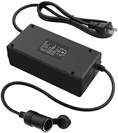 ALITOVE AC to DC Converter 110V to 12V Converter 20 8A 250W with Car Cigarette Lighter Socket product image