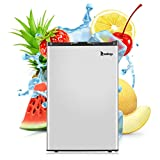 3. 0 Cubic Feet Upright Freezer Compact Small Freezer for Office Dorm Apartment