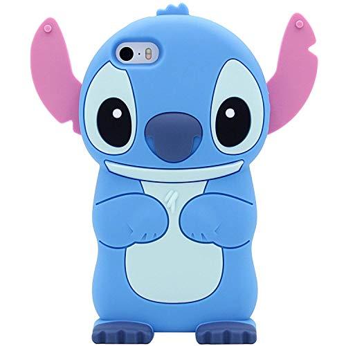 Leosimp Stitch - Funda para iPhone