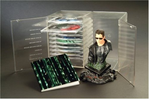 The Ultimate Matrix Collection [Limited Edition] [10 DVDs]