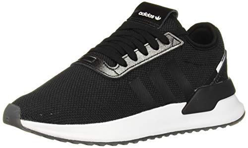 adidas Originals Women's U_Path X W Sneaker, Black/Purple beauty/White, 7 M US