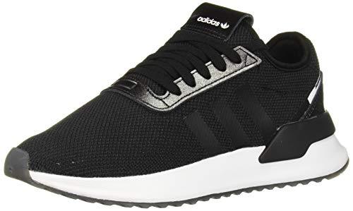 adidas Originals Women's U_Path X W Sneaker, Black/Purple Beauty/White, 7.5 M US