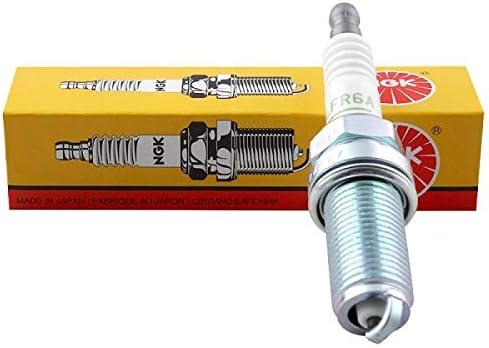 NGK Spark Plug LFR6A 6668 Pack of Watercraft FX FZS VX Quality inspection Max 75% OFF V 8 FZR