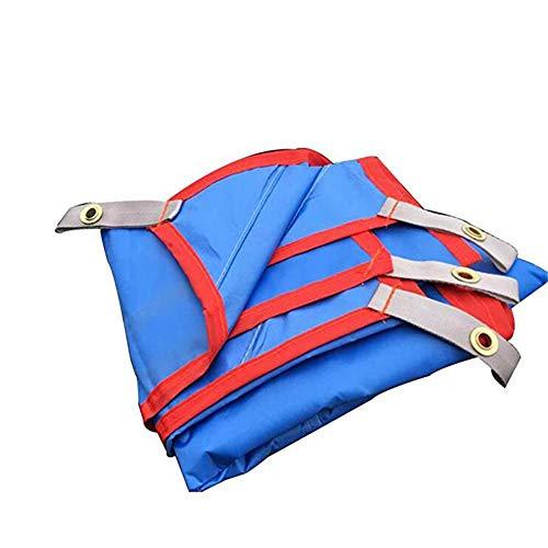 Bâches Couverte Oxford Pare-Soleil Durable (Couleur : Bleu, Taille : 180 * 205cm)