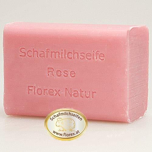 Florex Schafmilchseife Rose Diana 100g