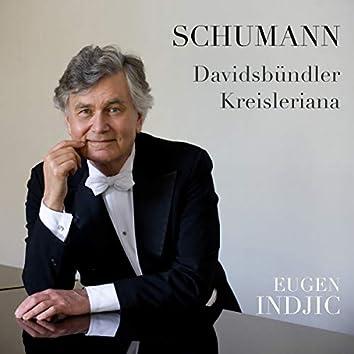 Schumann: Davidsbündler & Kreisleriana