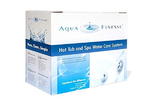 2 x AquaFinesse Wasserpflege Whirlpool