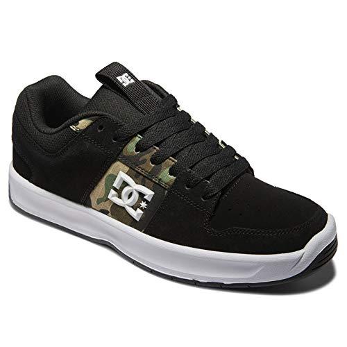 DC Shoes Men's Lynx Zero Low Top Sneaker Shoes Black Camo (blo) 10.5